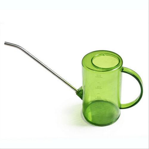 1000ml Practical Long Mouth Plastic Water Cans Garden Plant Pot Watering Tools
