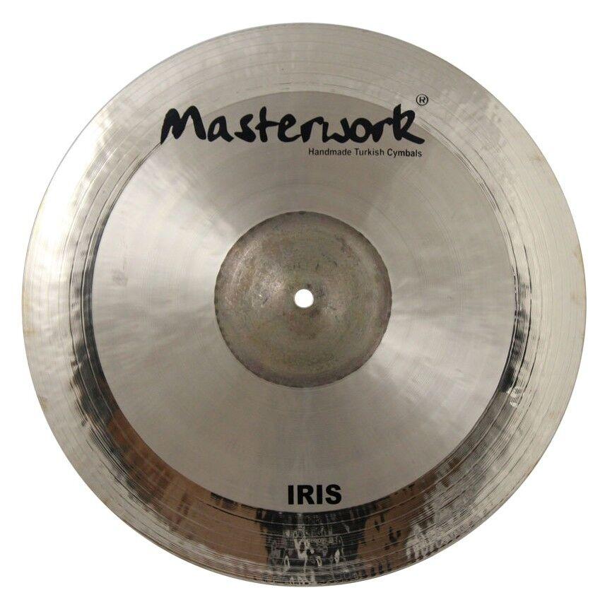 Masterwork Iris 17  Crash