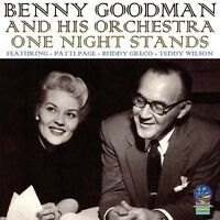 Benny Goodman - One Night Stands [new Cd] on Sale