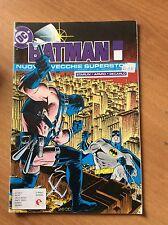 BATMAN nr 8 ( Anno 2 nr 1 ) DC Glenat 1993  ottimo