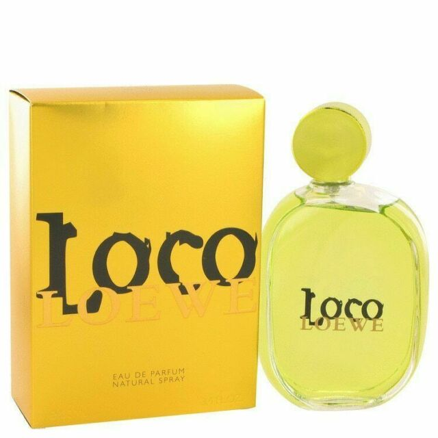 Loco Loewe by Loewe Eau De Parfum Spray 3.4 oz / 100 ml (Women)