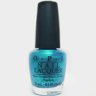 OPI TEAL THE COWS COME HOME #B54