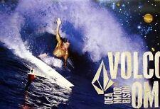2005 VOLCOM Dean Morrison SURF poster~MINT condition~!