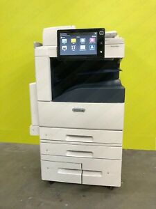 Details about Xerox AltaLink C8055 Color Tabloid Multifunction Printer  Copier Scanner 55PPM