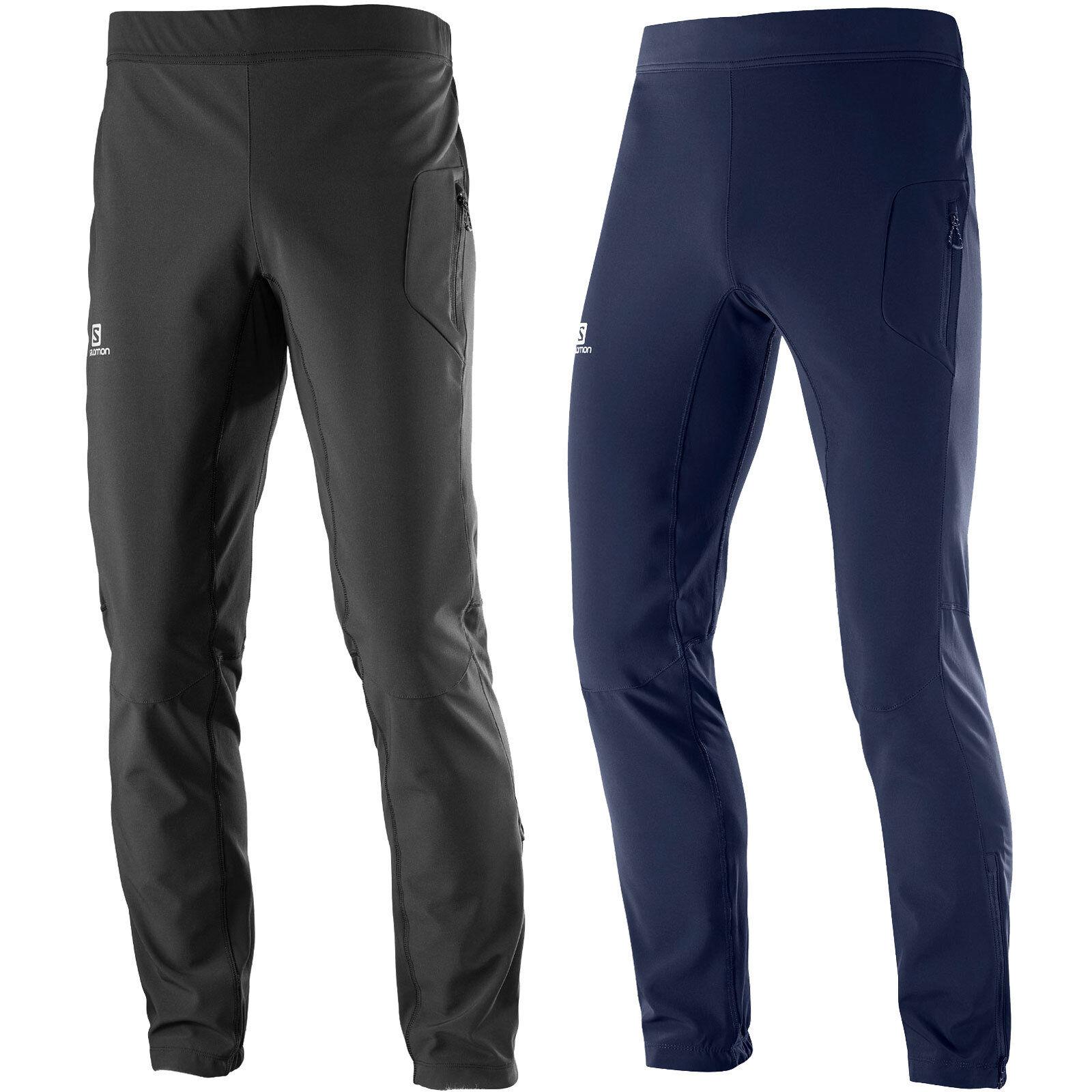 Salomon RS Warm Softshell Pant Herren-Trainingshose Herren-Trainingshose Herren-Trainingshose Laufhose Wintersport f40093