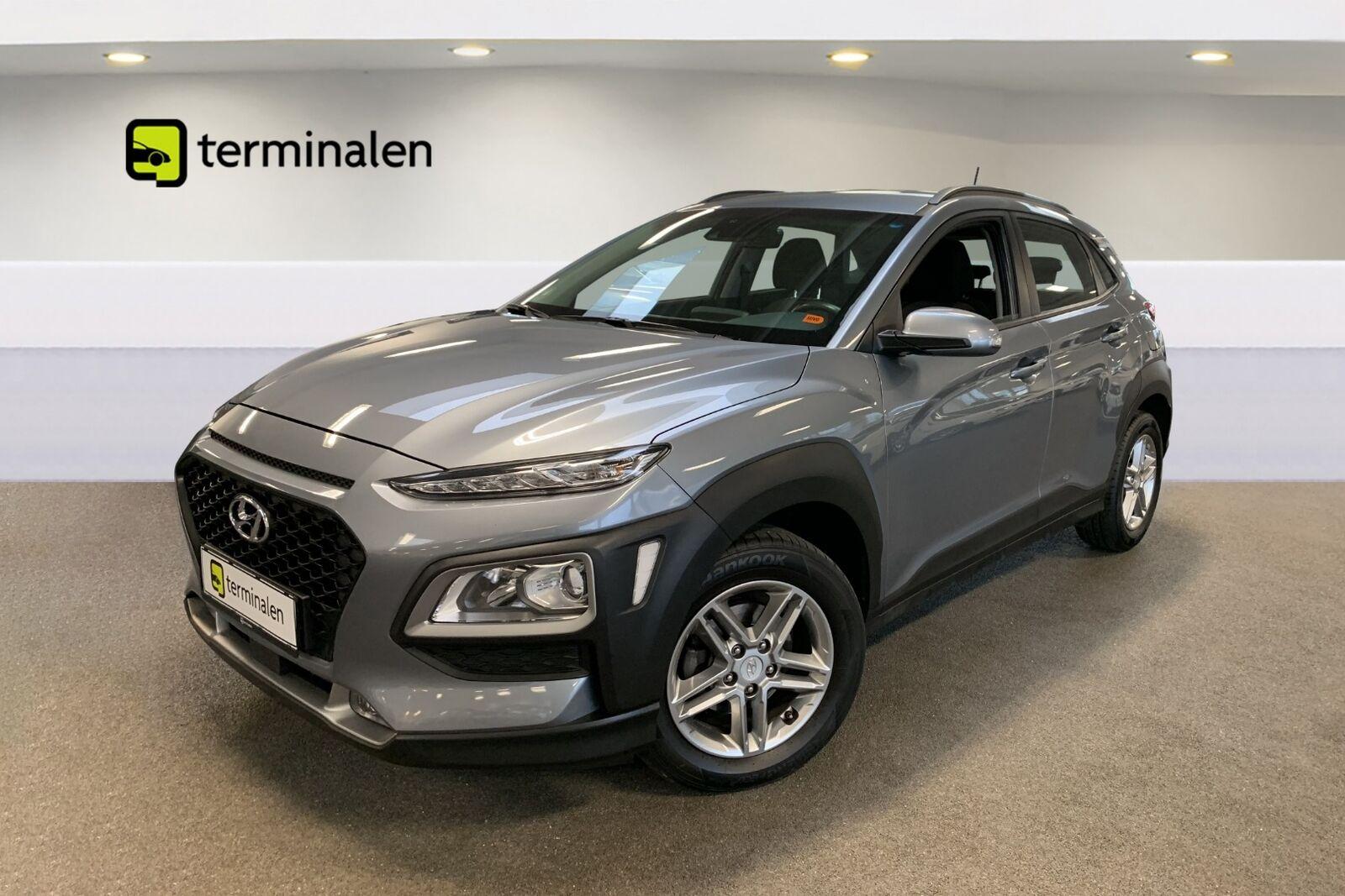 Hyundai Kona 1,0 T-GDi Trend 5d - 179.900 kr.