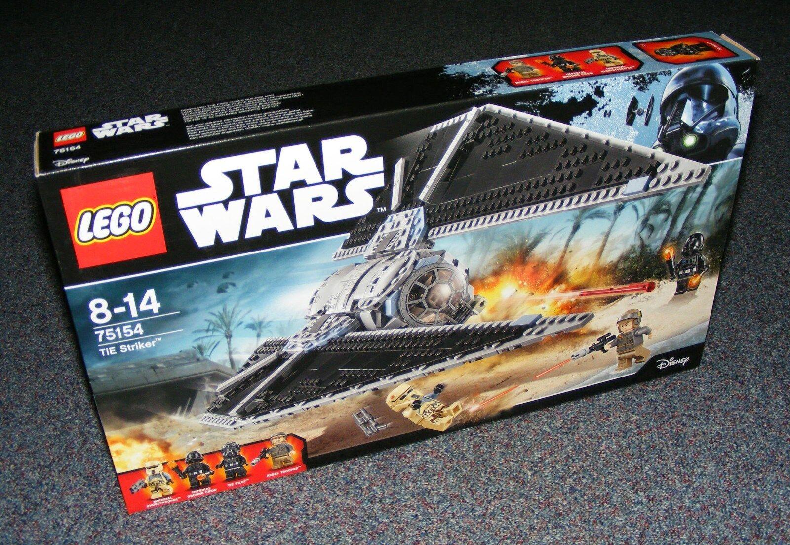 STAR WARS LEGO 75154 TIE STRIKER BRAND NEW SEALED BNIB
