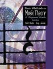 Basic Materials in Music Theory : A Programmed Course by Paul O. Harder and Greg A. Steinke (2002, Hardcover)