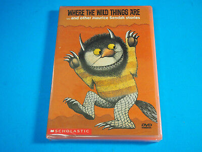 Scholastic 3 DVD Where the Wild Things Are 767685960738 | eBay