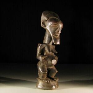 66073-Afrikanische-Grosse-68cm-Figur-Songye-Kongo-Afrika-KUNST