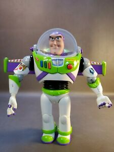 "Disney Pixar Toy Story Buzz Lightyear 12"" Talking Action Figure"