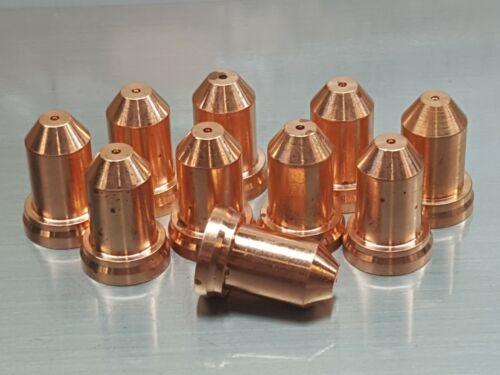10 x PT-80 Plasma Torch 60A 51311.12 Nozzles PT80 PTM80 iPT-80 iPT80 *US SHIP*