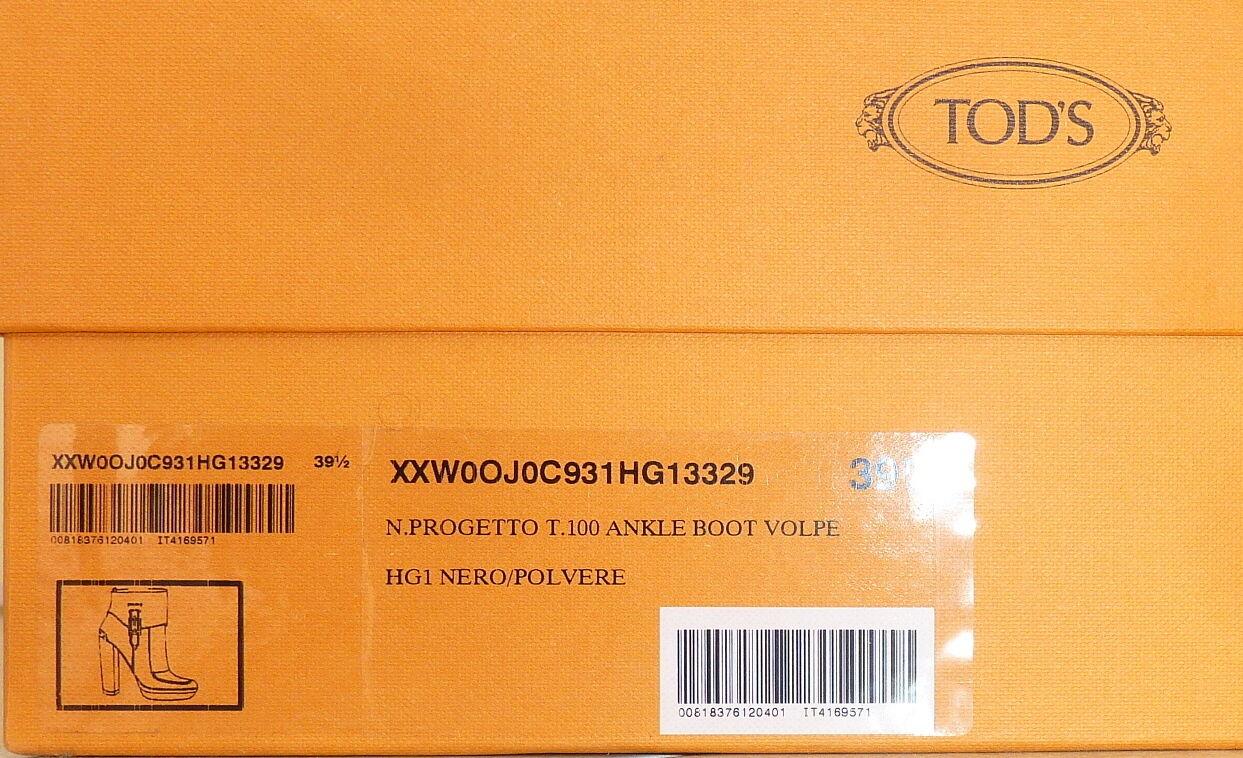 TODS BOTTES  Tod's Tod's Tod's daim de veau NEUVES (prix Boutique  ) 2488f5