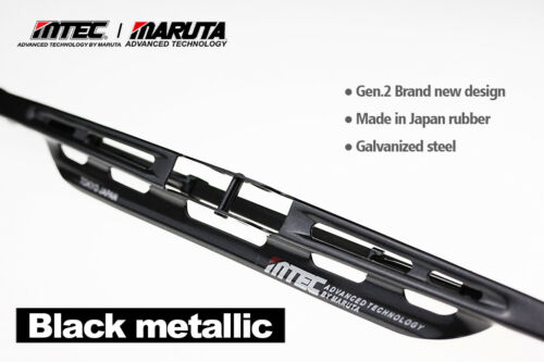 MTEC Sports Windshield Wiper Blades for Acura TSX 2009-2014 Version 2.0
