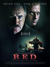 Red - Screenplay manuscript for 2008 film