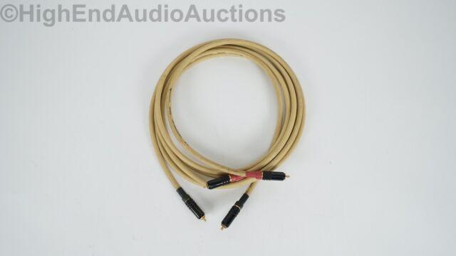 MIT Cables - MI-330 Audio Interconnect Cables - 2 Meter PAIR - RCA