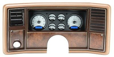 Dakota Digital 78 -88 Chevy Monte Carlo VHX Analog Dash Gauge System VHX-78C-MC