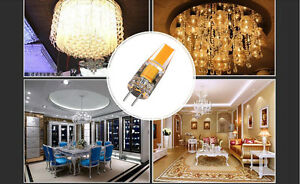 G4-COB-LED-Lumiere-4pcs-2W-Halogene-Remplacer-Lampe-AC-DC-12V-Lumiere-Dimmable