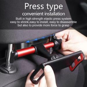 Creative-Rotating-Car-Back-Seat-Headrest-Mount-Holder-Stand-For-Phone-Tablet