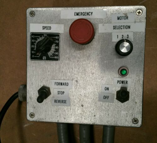 AC motor speed control vfd? variable speed drive?,