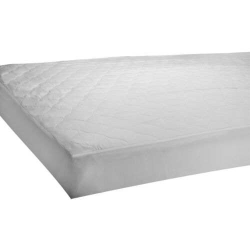 Extra Deep Luxary Quilted Mattress Protector Fitted Mattress Cover All Size 12""