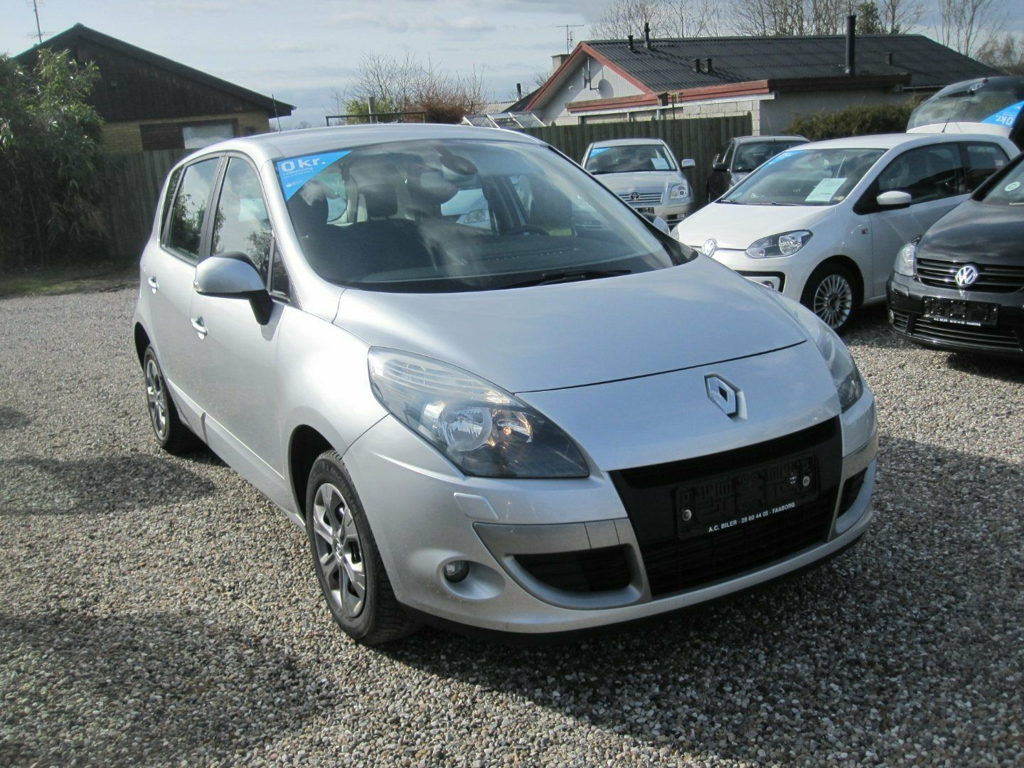 Renault Scenic III 1,5 dCi 110 Expression 5d - 81.800 kr.