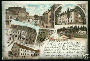 Woerishofen-Farb-Litho-mit-mehreren-Hotels-1897