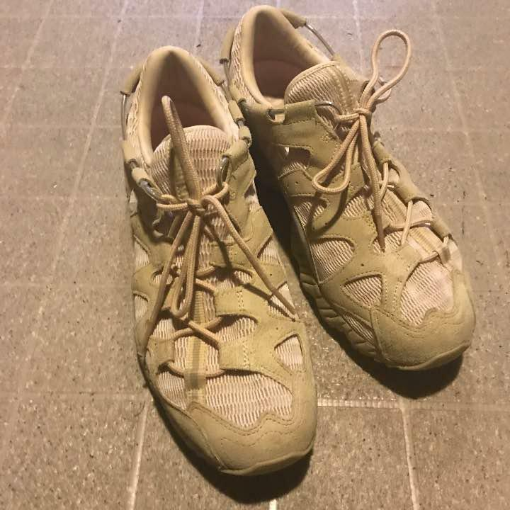 Sneakers asics from japan (6186