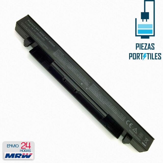Bateria para Asus A550 A550C A550CA Li-ion 14,4v  2600mAh BT68