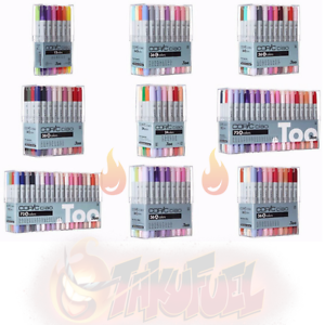 Copic-CIAO-Marker-12pc-24pc-36pc-72pc-SELECT-SET-AUTHORIZED-COPIC-DEALER
