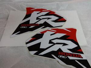 Honda Xr250r 1986 Thru 2004 Gastank Vinyl Graphics