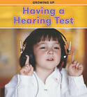 Having a Hearing Test by Vic Parker (Hardback, 2011)