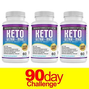 Keto-Diet-Pills-1200mg-MAX-BHB-Advanced-Weight-Loss-amp-Ketosis-Burn-Boost-Energy