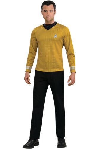 Brand New Star Trek Captain Kirk Adult Halloween Costume