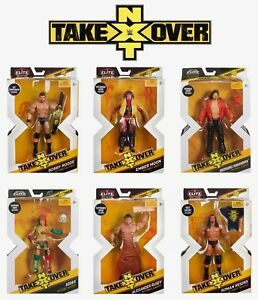 WWE-ELITE-COLLECTION-NXT-TAKEOVER-WRESTLING-ACTION-FIGURES-BRAND-NEW-IN-BOX