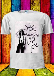 Patti Smith 70's 80's 90's Punk Rock T-shirt Gilet Débardeur Hommes Femmes Unisexe 298-afficher Le Titre D'origine