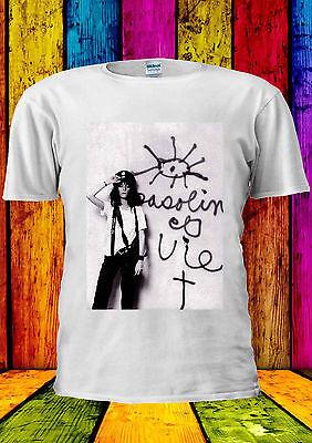 Luminosa Patti Smith 70's 80's 90's Punk Rock T-shirt Canotta Tank Top Uomini Donne Unisex 298-mostra Il Titolo Originale Avere Uno Stile Nazionale Unico
