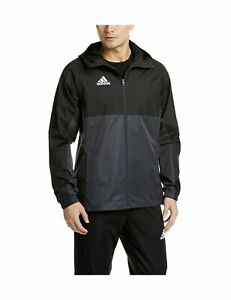 9ade027b40c7 Image is loading adidas-Men-039-s-Tiro-17-Rain-Jacket-