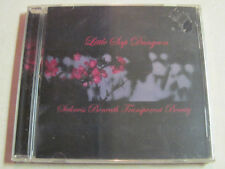 LITTLE SAP DUNGEON SICKNESS BENEATH TRANSPARENT BEAUTY 2002 GOTH CD NEW SEALED