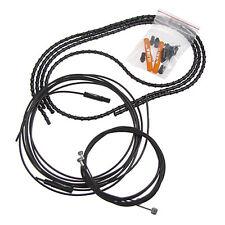 ALLIGATOR i-LINK Ultralight Brake Cable Set- Fits Shimano, Sram- 5mm BLACK