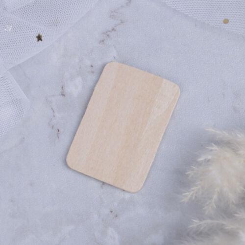 1:12 Dollhouse miniature cookware chopping cutting board