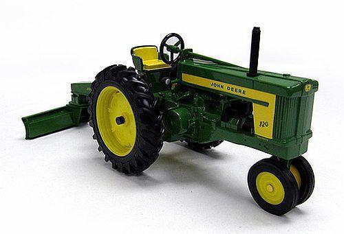 1956 john deere 720 traktor mit 1  16 45147 klinge ertl