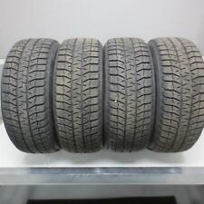 20555r16 Bridgestone Blizzak Ws80 91h Tire 1132nd Set Of 4