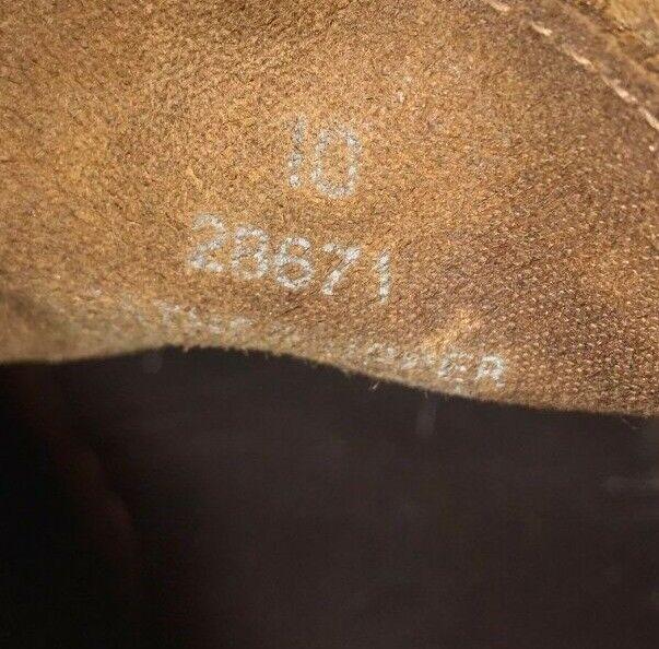 J Crew MacAlister Wedge Lace Up braun braun braun Desert Ankle Stiefel Stiefelies damen Sz 10 76ac18