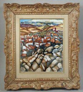 Decouverte-d-039-une-grande-painter-painting-for-village-in-spain-43