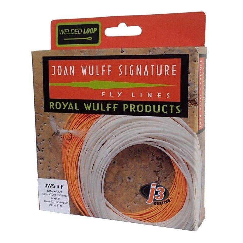Royal Wulff Joan Wulff Signature Series Fly Line -- Streams of Dreams Fly Shop