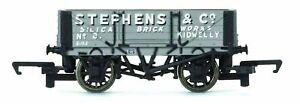 Hornby-R6746-OO-Gauge-4-Plank-Wagon-Stephens-amp-Co