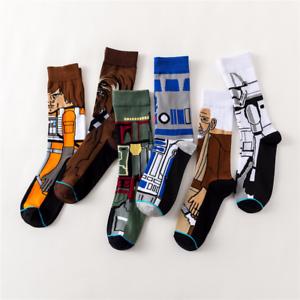 Fashion Brand Cool Color Lovers Socks Cotton Cartoon Street Skateboard Casual Mens Sock Womens Sock Underwear & Sleepwears