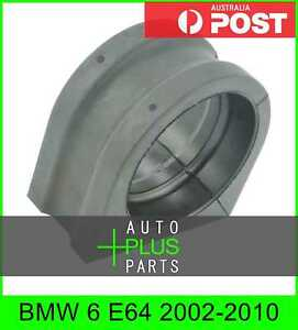 Fits-BMW-6-E64-2002-2010-FRONT-STABILISER-BUSHING-52mm
