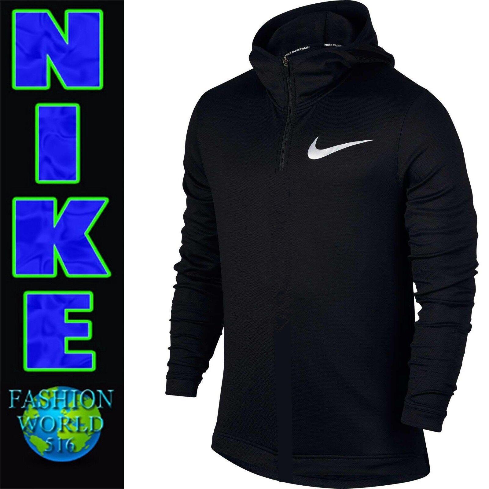 nike 1/4 hoodie